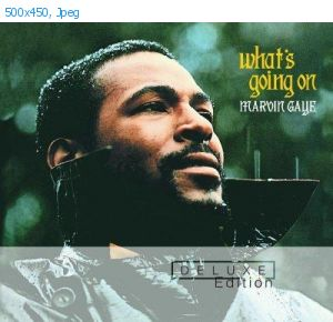 Marvin Gaye - What's Going On (Deluxe Edition) (Disc 2)